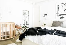 Ložnice + baby pokoj