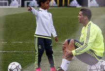Cristiano Ronaldo Junior(son Cristiano Ronaldo)