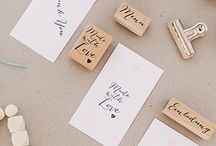 Stempel | Stamps ♡
