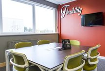 Direct Entry Office Refurbishment / Take a look at our refurbishment and fit out works at Direct Entry.