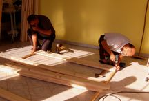 Přestavba Sauna Centra Marimex 2013 / Proměnu naší prodejny v Sauna Centrum jste mohli sledovat téměř online na našich webových stránkách. Den po dni jsme zachytili nejdůležitější momenty přestavby.