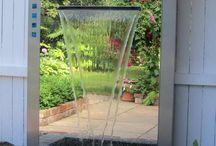 Woda w ogrodzie / Woda w ogrodzie