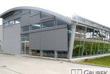 Okna - realizacje - Grubek PPHU / Realizacje firmy Grubek PPHU - okna.