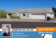 PENDING HOME FOR RENT! Safford Model Home On A Large Private Lot / This home is on a large private lot with a variety of updates to make it a great rental. A truly delightful Sun City West Rental Home! | CALL 623-748-3818 or visit us at www.FryTeamAZ.com for more info.