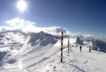 WINTER | PARADISKI / Hét sneeuw- en ski Paradijs van Europa. De verbinding tussen Les Arcs en La Plagne zorgt bovendien voor 425 km aan skiplezier. De skigebieden van La Plagne en Les Arcs zijn sinds 2003 met elkaar verbonden middels de Vanoise Express. Het gebied bevat drie gletsjers waar u kunt skiën en tevens twee pieken die boven de 3000 meter uitkomen: de Aiguille Rouge en de Dôme de Bellecôte.