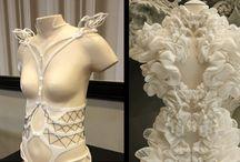 Mood Board 3D Printer Fashion