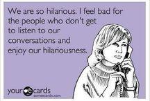 opinions & jokes