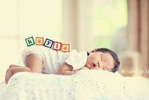 Newborn Shoots / by Tiffany Burnham