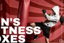 Men's Fitness Subscription Box