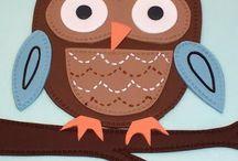 owls / by Sue Sanders