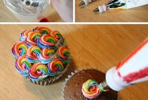 Cupcakes/cake decorating / by Tammy Campbell