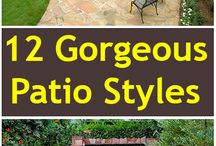 The Great Outdoors / Yards, Patios, Decks, and Pools!