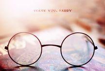 Harry Potter!!!!! / by Kelly Hanson