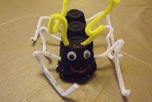 Crafts for Kids / Super simple animal crafts for children