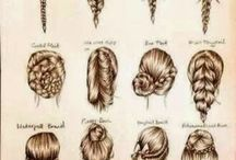 new hairstyle / Gorgeous hairstyle can you find in this board!