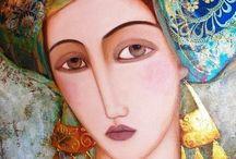 Faiza Maghni / Faiza Maghni art