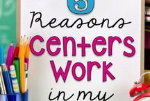 centers / by Janet Breithaupt