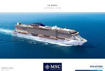 navi / msc seaside  / by marcello mariani