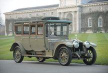Autobusy do roku 1950