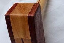 Dřevěná palička