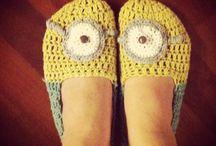Crochet Patterns / by Renee Epley