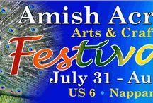Amish Acres Arts & Crafts Festival