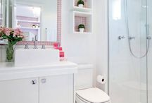 ❥ DECOR: bathroom / Find here inspiration about all the things related to the bathroom: decoration, colors, furniture, storage and organization, etc.