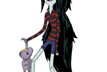 zCharacters: Marceline, Adventure Time