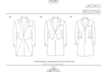 Tailoring Guide / An introduction to some of the tailoring options available at Gresham Blake.