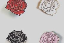Tenjou Utena / Promise me, when you see a white rose you'll think of me.
