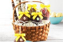 Easter / Give the Easter Bunny a break and let Mrs Prindables help you create gourmet Easter Baskets. Repin to your own inspiration board.