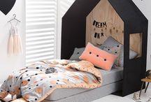 Landon's house bed