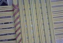 papirfonás minta / újságpapírból készül