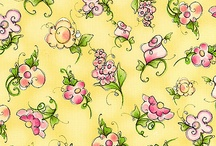 Quilt Fabrics-yellow / by Traseguss Trunenp