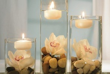 Candles and Home decorations / Home decorations