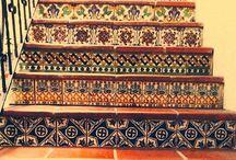 **escaliers**