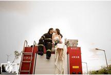 Prewedd fireman
