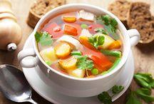 Recepty - polévky