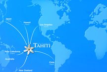 The Islands of Tahiti by Air / With 118 unique islands, aerial views of the Islands of Tahiti are not only breathtaking but they are also a different way of understanding the diversity throughout the islands. There are many activities that allow you to get this unique experience.