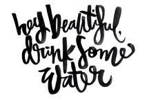 Hydration Station! / Drinking Water is like magic for the body. Staying hydrated has so many health benefits so check out our post and board for some of our fav tips & tricks.