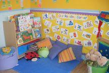 Kindergarten - Reading Corner
