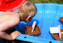 Creative Preschool Summer Ideas / by Devorah Milecki