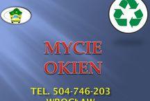 Mycie okien, tel 504-746-203, Wrocław, usługi mycia okien w biurze, witryn, sprzątanie / Mycie okien Wrocław, tel 504-746-203,  umycie witryny sklepie, firmie i biurze, mycie elewacji. Oferta mycia okien w firmie i mieszkaniach na terenie Wrocławia. Usługi sprzątania i czyszczenia pomieszczeń, biur, mycie okien, witryn wystawowych. Cena usługi jest ustalana indywidualnie. Oferujemy również wywóz usługi kompleksowego sprzątania połączonego z wywozem zbędnych rzeczy, gratów i śmieci.  http://www.omegaplus.home.pl/mycie-okien/