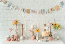 Party inspiration / by Ivona Sugarsticks Parties