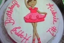 Matilda's birthday cake