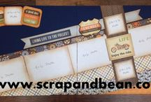 Samples around the store! / Scrapbooking, cards, mixed media