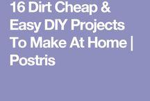 DIYs arts n crafts
