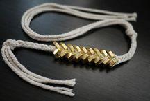 diy jewelry / by Holli Huling