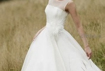 Wedding & Party Dresses ideas / by Erica Ung