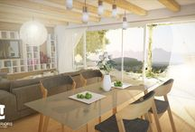 House Design by CU Interiors / Designed by Peter Cibulka